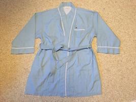 Large Tommy Hilfiger Women's Light Blue Textured Bath Robe  - ₨755.29 INR