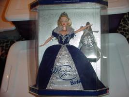 MILLENNIUM PRINCESS BARBIE 2000 #24154 NEW IN BOX FREE USA SHIPPING - $28.04