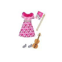 Barbie I Can Be Doll Fashion Outfit - Musician Violin  - $25.00