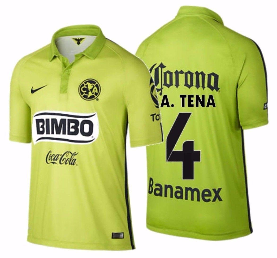 4411b5e0777 Nike Alfredo Tena Club America Third Jersey and 50 similar items. S l1600