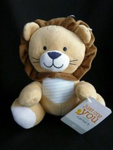 Carters Just One You Lion wind-up Musical baby plush toy Brahms  NEW - $25.24