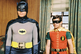 Batman Burt Ward Adam West 18x24 Poster - $23.99