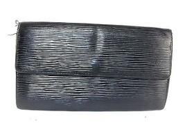 Auth LOUIS VUITTON Portefeuille Sarah envelope epi leather Long Wallet  SR0044 - $122.60