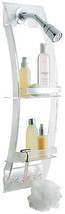 Clear Shower Caddy Bathroom Storage Soap Holder... - $39.59