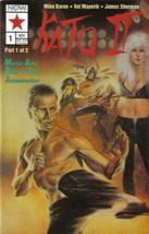 Kato of The Green Hornet II Comic Book #1 NOW Comics 1992 VERY FINE- NEW... - $1.99