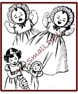 Laugh-Crying Upside Down Cloth Doll Pattern - $5.99