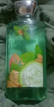 NEW BATH AND BODY WORKS Cucumber Melon Body Shower Gel - $12.38