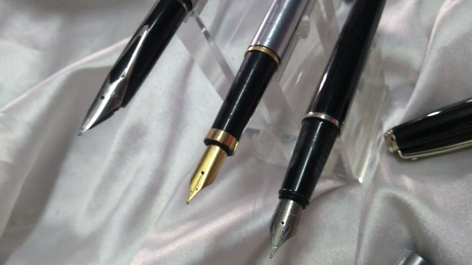 sheaffer fountain pen vintage with cartridge 3 pc
