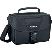 Canon 100ES Shoulder Bag, Black SLR Camera Bag - $19.95