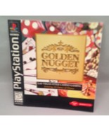 Manual for the Playstation Game - Golden Nugget - $5.83