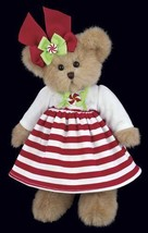 """Bearington Bears """"Candy"""" 10"""" Collector Bear- Sku #173194- 2013 - $29.99"""