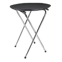 Kristallon Plastic Oval Non Slip Tray Black 27 x 22 in Commercial Canteen  - $47.76