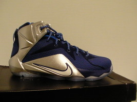 new youth basketball XII shoes 6 lebron 5 Jordan size GS box with qAwx7ZnRz