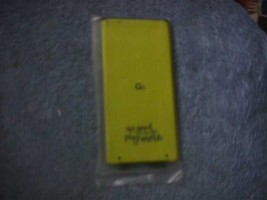 LG G5 , Battery 42D1F-1/ 2800 mAh BATTERY ONLY - NEW - $10.99