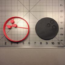 Bowling Ball 100 Cookie Cutter - $6.50+