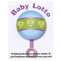 48 Baby Shower Fun Party Game BABY LOTTO PICKLE CARDS Activity Lottery R... - £4.49 GBP