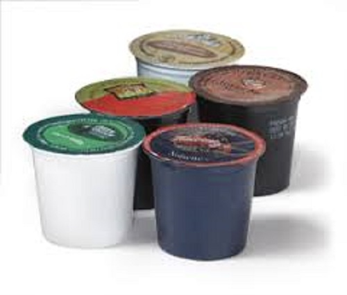 Decaf. Blueberry Cinnamon 10 Single Serve Cups K-Cup Brewer Free Shipping