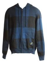 Men's or Young Mens Sweater Hoodie Rocawear Blak Blue Black - $24.99