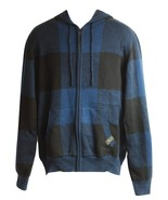 Men's or Young Mens Sweater Hoodie Rocawear Blak Blue Black - $24.99