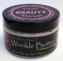 Earthworm Anti-Aging Wrinkle Butter Seen on The Doctors TV Show - All Na... - $18.59