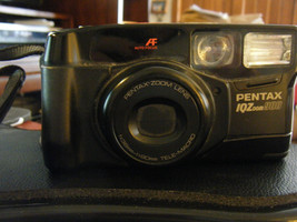 Pentax IQZoom 900 35mm Point and Shoot Film Camera - $24.74