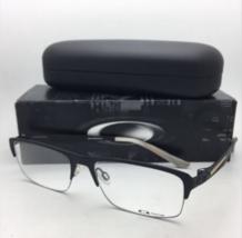 New Oakley Titanium Eyeglasses Hollowpoint 0.5 OX5091-0152 Satin Black Frames - $299.95