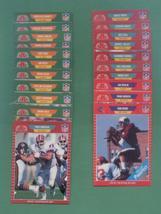 1989 Pro Set Buffalo Bills Football Set - $3.99