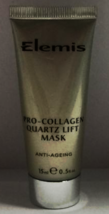 Elemis Pro-Collagen Quartz Lift Mask 15ml /0.5 oz Travel Size  New No Bo... - $12.84