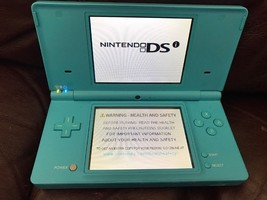 Nintendo DSi Console Blue Handheld System Adult Kids Game USED  - $73.87