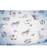 Safari Animals on Cream Cotton Sewing Fabric - $16.99