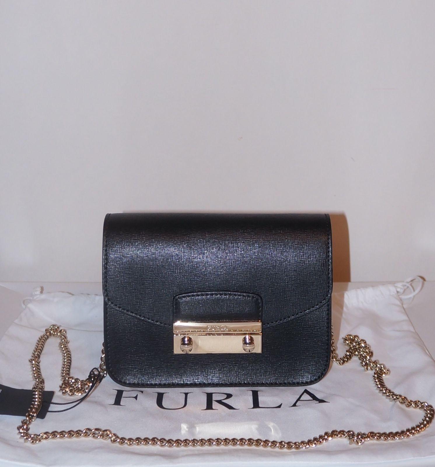 d308259e91 Nwt Furla Saffiano Leather Julia Mini and 50 similar items. S l1600