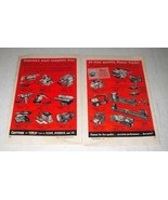 1952 Craftsman Power Tools Ad - Most Complete Line - $14.99