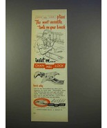 1955 Channellock Pliers Ad - Most Versatile Tool - $14.99
