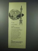 1960 The Hongkong and Shanghai Banking Corporation Ad - $14.99