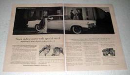1956 Kodak Photography Ad - Sleek Styling - $14.99