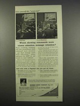 1956 Kodak Kodascope Pageant Projector Ad - $14.99