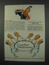 1961 General Motors Ad - Car Saver - $14.99