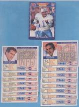 1989 Pro Set Houston Oilers Football Set - $2.99