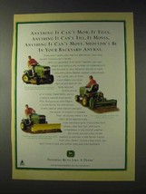 1994 John Deere 455 Lawn and Garden Tractor Ad - $14.99