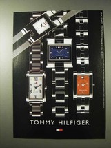 2003 Tommy Hilfiger Watch Ad - $14.99