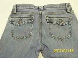 Gap Low Rise But Cut Ladies Jeans Size 6R 5 Pocket - $19.49