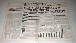 1956 Remington Ad - Model 740, 760, 721 Rifles - $14.99