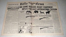 1956 Remington Model 760, 740, 7221 Rifle Ad - Big Game - $14.99
