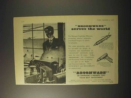 1958 Broomwade Pneumatic Tools Ad - Serves - $14.99