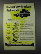1959 Casite Ad - Tune-Up, C-C-C, Smooth-Seal - $14.99