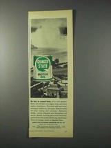 1959 Quaker State Motor Oil Ad - Around Town - $14.99