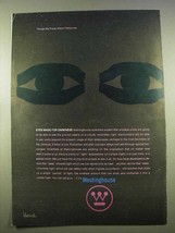 1963 Westinghouse Products Ad - Eyes For Darkness - $14.99