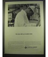 1963 Jet Propulsion Laboratory Caltech Ad - This Doctor - $14.99