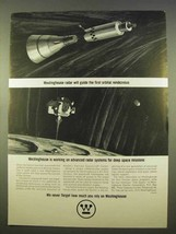 1963 Westinghouse Air Arm Division Ad - Radar Systems - $14.99