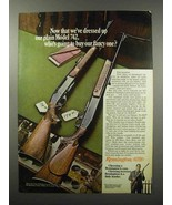 1968 Remington Model 742 and 742 BDL Deluxe Rifles Ad - $14.99
